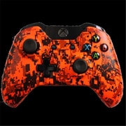 Evil Controllers Orange Urban Custom xbox One Controller (ECTR059)