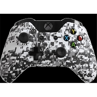Evil Controllers White Urban Master Mod xbox One Modded Controller (ECTR035)