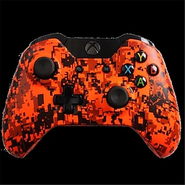 Evil Controllers Orange Urban Master Mod xbox One Modded Controller (ECTR039)