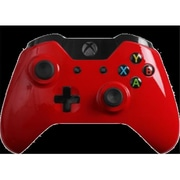 Evil Controllers Glossy Red Master Mod xbox One Modded Controller (ECTR036)