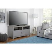 """Altra Carver TV Stand up to 60"""" TV, Gray/Sonoma Oak (1753196COM)"""
