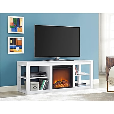 Ameriwood Home Parsons Electric Fireplace for TVs up to 65