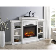 Altra Lamont Mantel Fireplace, White (1815096COM)