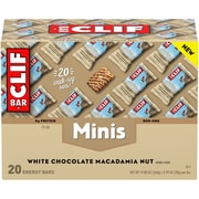 Clif Bar White Chocolate Macadamia Nut Minis 1.0 oz, 4 Count (CCC37295)