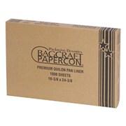 Bagcraft Papercon Pan Liners, 1000/Carton (030001)