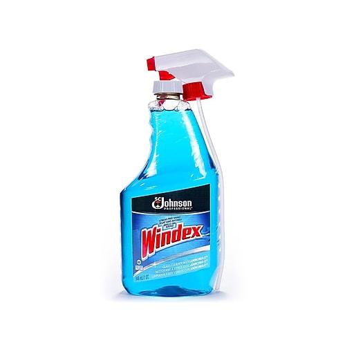 Windex Glass Cleaner Spray 32 Oz Staples