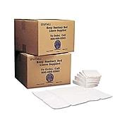 Koala Kare Paper Sanitary Bed Liners, White (KB150-99)