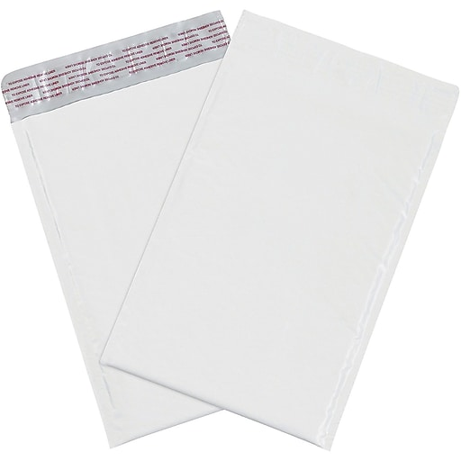 "10"" x 13"" Poly Mailer with Security Layer Made in USA, 1000/Pack"