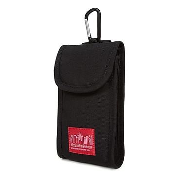 Manhattan Portage Smartphone Accessory Case, Large, Black (1026 BLK)