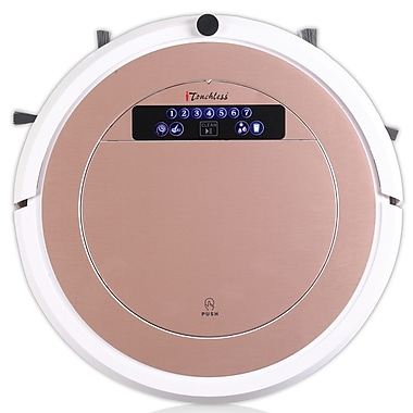 iTouchless UV-C Sterilizer Robot Vacuum Cleaner with HEPA Filter