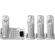 Panasonic Kx-tge474s Link2cell Bluetooth Cordless Phone System (4-handset System)