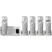 Panasonic Kx-tge475s Link2cell Bluetooth Cordless Phone System (5-handset System)