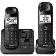 Panasonic Kx-tgl432b Expandable Cordless Phone System With Comfort Shoulder Grip (2-handset System)