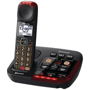 Panasonic Kx-tgm430b Single-handset Link2cell Bluetooth Amplified Cordless Digital Answering System