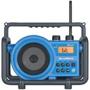 Sangean Bb-100 Bluebox Am/fm Ultrarugged Digital Receiver With Bluetooth
