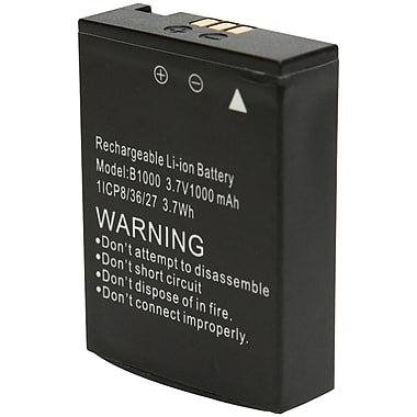 Monster Digital Aca-0049 Vision 360 Virtual Reality Action Camera Replacement Battery
