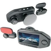 "Papago Gs76032g Gosafe 760 Full Hd Dual-camera Dash Cam With 2.7"" Screen"
