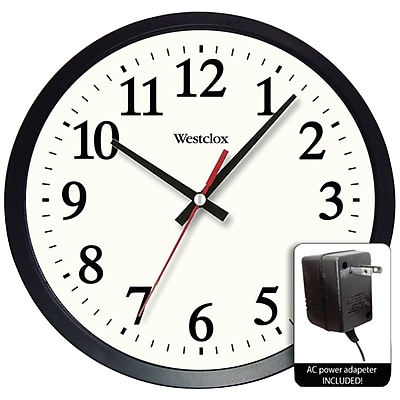 office wall clocks large. Https://www.staples-3p.com/s7/is/. ×. Images For Westclox 32189a 14\ Office Wall Clocks Large