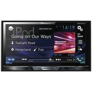 Pioneer Avh x490bs 7 inch Double din In dash Dvd Receiver With Bluetooth & Siriusxm Ready by