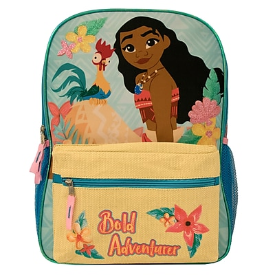 Accessory Innovations Moana Backpack, Green (B19MA432283-ST)