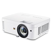 Viewsonic Home Theater PX706HD 3D Ready DLP Projector, White