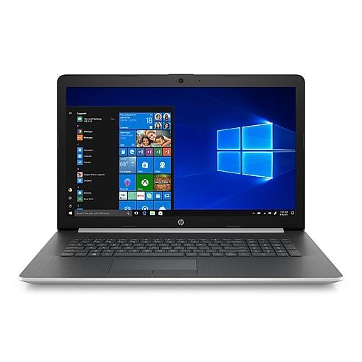 "HP 17-by1061st 17.3"" Laptop, Intel Core i3-8145U, 8GB Memory, Win 10 Home"