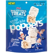 Rice Krispies Treats Poppers, Cookies & Crème, 5 oz, 6/Carton (KEE19771)