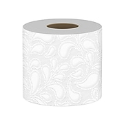 Quilted Northern Ultra Plush 3-Ply Standard Toilet Paper, White, 154 Sheets/Roll, 48 Rolls/Carton (87173)
