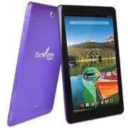 "Refurbished Envizen EVT10Q-16G-PUR-R 10.1"" Tablet 16GB Android 4.4 KitKat Purple"