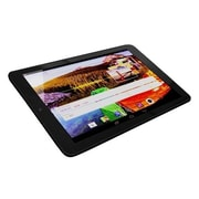 "Refurbished Envizen EVT10Q-16G-BLK-R 10.1"" Tablet 16GB Android 4.4 KitKat Black"