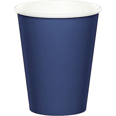 Touch of Color Navy Blue Cups 24 pk (561137B) 2634496
