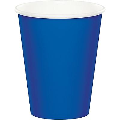 Touch of Color Cobalt Blue Cups 24 pk (563147B)