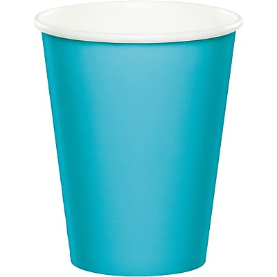 Touch of Color Bermuda Blue Cups 24 pk (561039B) 2634498