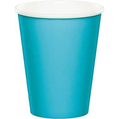 Touch of Color Bermuda Blue Cups 24 pk (561039B)