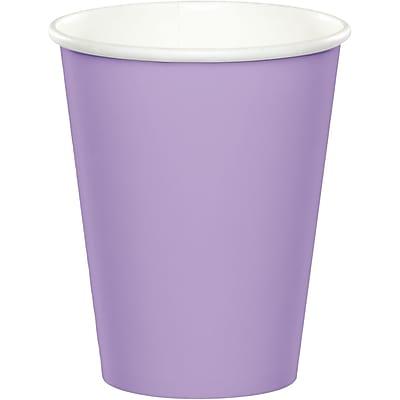 Touch of Color Luscious Lavender Purple Cups 24 pk (56193B)
