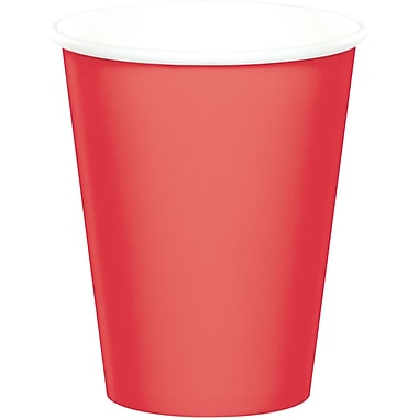 Touch of Color Coral Cups 24 pk (563146B)