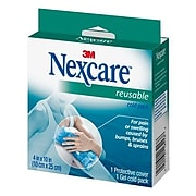 "Nexcare™ 4""W x 10""L, Reusable Cold Pack (2646PEG)"