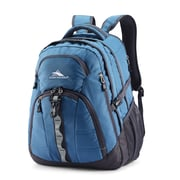 High Sierra Access 2.0 Laptop Backpack, Graphite Blue/Mercury (105157-7621)