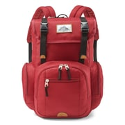 High Sierra Emmett 2.0 Laptop Backpack, Chili Pepper Red/Black (87382-7611)