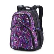 High Sierra Swerve Backpack, Rainforest/Purple (53665-7642)