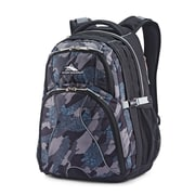 High Sierra Swerve Backpack, Graffiti Black Ash (124971-7619)