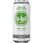 Palo Alto Water Energy Lemon Lime, 16 oz (HBI00801)