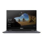 "ASUS VivoBook Flip 14 TP412UA 14"" Notebook, Intel Pentium, 4GB Memory (TP412UA-DB21T)"