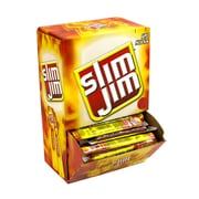 Slim Jim Meat Sticks, Original, 0.28 Oz., 100/Box (220-00065)