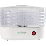 Nutrichef Pkfd06 Electric Countertop Food Dehydrator