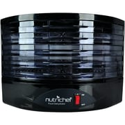 Nutrichef Pkfd19bk Food Dehydrator (black)
