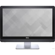 "Certified Refurbished Dell Inspiron 22-3263 21.5""TouchscreenIntel Core i3-6100U X2 2.3GHz, Black"