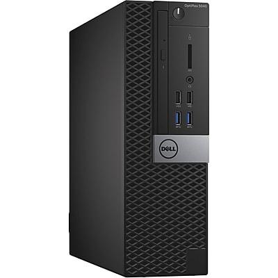 Refurbished Dell 5040 Intel Core i3-6100 500GB SSD 8GB Microsoft Windows 10 Professional Small Form Factor