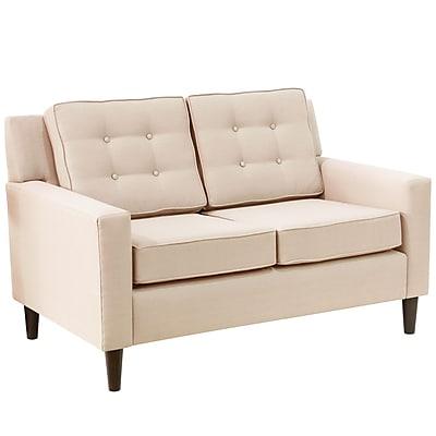 Skyline Furniture Chaise in Klein Ivory (5506KLNIVR)