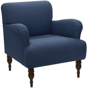Skyline Furniture Chair in Linen Navy (9505LNNNV)